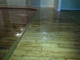 Water Damaged Kitchen Cabinets by Water Damage Restoration After A Flood Caused By A Broken Ice