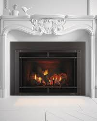 heat u0026 glo supreme i30 gas insert coastal
