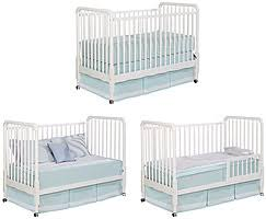 3 In 1 Convertible Cribs Shermag Lind 3 In 1 Convertible Crib White Babies R Us