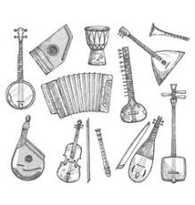 sitar vector images over 150