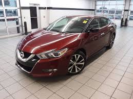 2016 nissan maxima zero to sixty 2016 used nissan maxima 4dr sedan 3 5 sl at landers ford serving