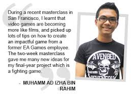 Np Full Form In Resume Diploma In Immersive Media U0026 Game Design N55 Revamped
