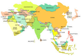 asia map and countries flower delivery asia countries localstreet asia florists