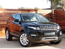 range rover evoque land rover used black land rover range rover evoque for sale dorset