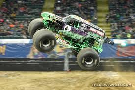 history grave digger monster truck wheel