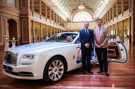 roll royce australia rolls royce melbourne dawn launch zagame automotive