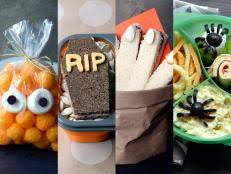 spooky halloween recipes for kids food network recipes