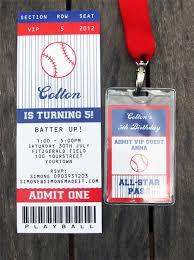 baseball ticket invitation template free u2013 orderecigsjuice info