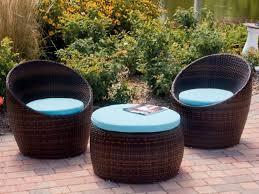 Rattan Garden Furniture White Patio 13 Mediterranean Backyard Landscaping Black Resin