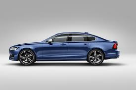 volvo s90 v90 r design models add sporty looks to the range