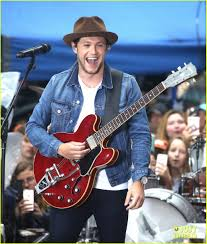 Today Show by Niall Horan Performs Three Solo Songs On U0027today Show U0027 Video