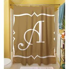 Brown And Gold Shower Curtains Cheap China Gold Shower Curtain Find China Gold Shower Curtain
