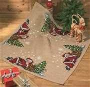 cross stitch tree skirts stitcher