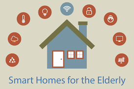 Smart Home Technology by Smart Home Convenience For The Elderly Smarthome City