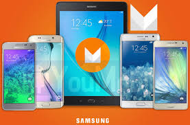 newest android update samsung s newest devices to get marshmallow in early 2016