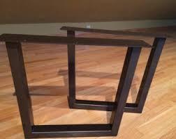 how to taper 4x4 table legs custom legs etsy