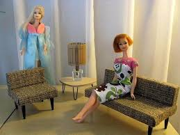 Ebay Living Room Sets by Mid Century Modern Living Room Set Custom Made For Barbie