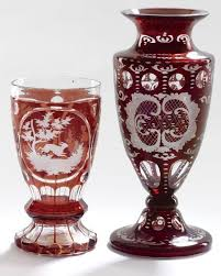 Pin By G Swan On Marks Id Pinterest Porcelain And Bohemian 34 Best Bohemian Glass Images On Pinterest Antique Glass