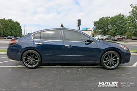 nissan altima custom rims nissan altima with 20in tsw bathurst wheels exclusively from