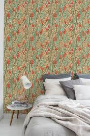 Stick And Peel Wallpaper by Chinoiserie Wallpaper Temporary Wallpaper Floral Wallpaper