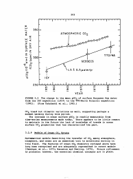 Mla Resume Past And Future Atmospheric Concentrations Of Carbon Dioxide