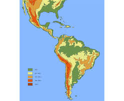 South America Map Countries Maps Of South America And South American Countries Political