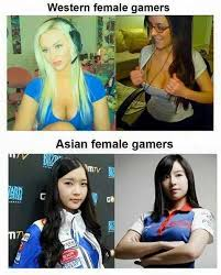 Asian Girl Meme - asian master race gurl gamer know your meme