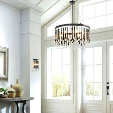 Light Fixtures For High Ceilings Foyer Lighting High Ceiling Pendant Lights For High