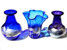 Cobalt Blue Vases Blue Vases Blue Vases You Ll Love Small Murano Gl Vase Blue Blood