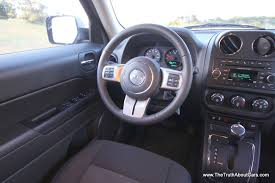 jeep compass interior dimensions review 2012 jeep patriot latitude the truth about cars