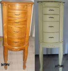 Broyhill Jewelry Armoire Jewelry Armoire Makeover I Have An Identical Armoire I Should Do