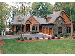 Riverfront House Plans by Custom Lake House Plans