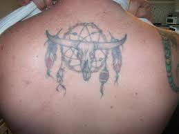 dreamcatcher longhorn skull tattoo 5441661 top tattoos ideas