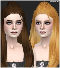 custom hair for sims 4 20 best sims 4 custom hair images on pinterest mesh hairstyle