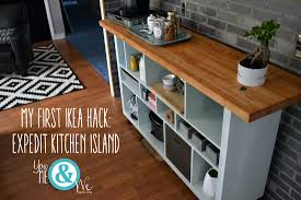 ikea hack kitchen island ikea kitchen island hack hakolpo
