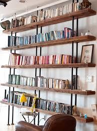 librerie muro libreria da parete vintage 240x270x25 handmade italian design