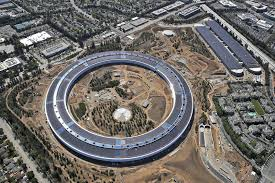 recommended reading inside apple u0027s new spaceship campus
