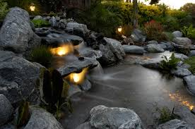 Pictures Of Backyard Ponds by Backyard Waterfalls U2013 The Pond Digger