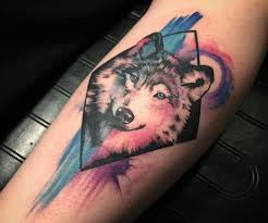 wolf meaning ink vivo