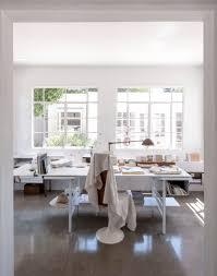 all white home interiors diy paint designer michaela scherrer mixes own shades of