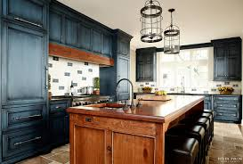 navy blue kitchen cabinets navy kitchen cabinet paint color home bunch interior design ideas
