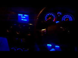 Colored Interior Car Lights Interior Blue Lights Ledglow Lighting Ebay S Blue Led Interior