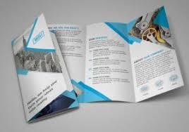 free trifold brochure free trifold brochure free indesign