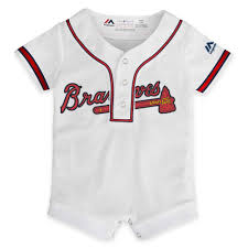New England Patriots Newborn Clothes Atlanta Braves Newborn Infant Baby Onesie Can Be Personalized