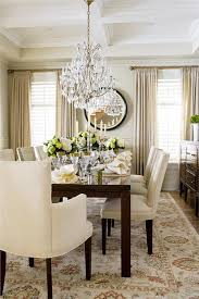 Transitional Eclectic Formal Dining Room Photos - Transitional dining room