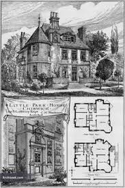 Historic Victorian House Plans Wow Looks Like A Castle I Could Live There Dream Home