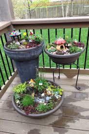 pots in gardens ideas unleash your imagination u2013 magical fairy garden designs gnome