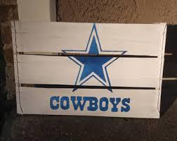 Dallas Cowboys Home Decor Dallas Cowboys Art Etsy