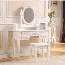 Bobkona St Croix Collection Vanity Set With Stool White Makeup Table Makeup Table Suppliers And Manufacturers At Alibaba Com