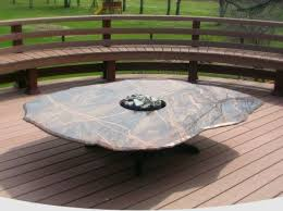Boulder Outdoor Furniture by Rock Fire Pit Tables Made From Natural Stone Boulders 605 224 8089